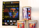 afiche afro expo