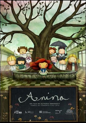 Afiche Anina
