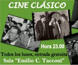 Ciclo de Cine clásico