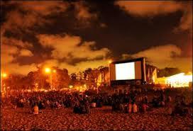 Cine al aire libre